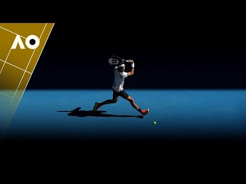 AO Expert: Federer v Rubin post match analysis (2R) | Australian Open 2017