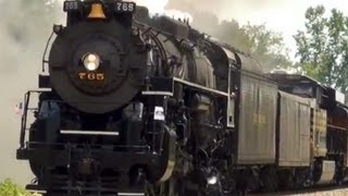 getlinkyoutube.com-Steam Train 765