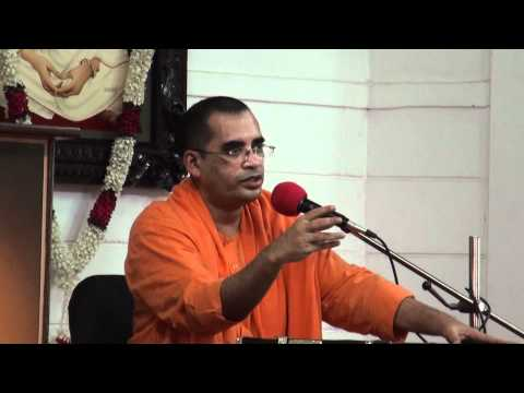 Swami Bodhamayananda on Personality Development in a Seminar for Women