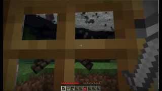 getlinkyoutube.com-Minecraft Tornado Survival! Episode 2: A Close Call And Some Luck
