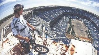 getlinkyoutube.com-Tyler Fernengel BMX Session: Silverdome