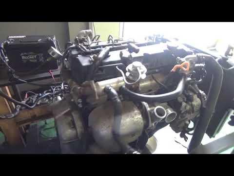 Проверка давления масла в двигателе J3 7488288 Kia Bongo III (Euro III)