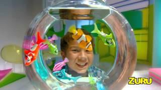getlinkyoutube.com-MONDIALTOYS ROBO FISH PESCE NOVITA' 2012