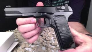 getlinkyoutube.com-Zastava M70A M70 9mm Tokarev Type Semi-Auto Pistol - Texas Gun Blog