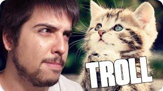 getlinkyoutube.com-TROLL CAT SIMULATOR | Los Juegos De Gona #17