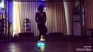 getlinkyoutube.com-Nhảy shuffle bằng Tez cadey - seve