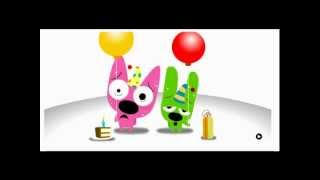 getlinkyoutube.com-Hoops & Yoyo:The Birthday Dash