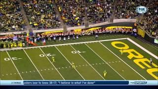 getlinkyoutube.com-Oregon vs  Oregon State 2013 Ducks Highlights HD