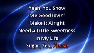 getlinkyoutube.com-Maroon Five  Sugar karaoke karaoke