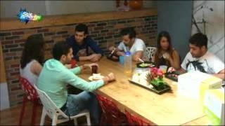 getlinkyoutube.com-شاهد نظرات حب وعشق من محمد عباس لسهيلة  ليوم الاثنين 26-10-2015