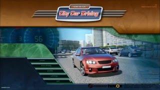 getlinkyoutube.com-Как скачать City Car Driving 1.4.1+ Русификатор...