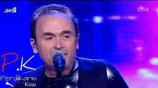 getlinkyoutube.com-Σταμάτης Γονίδης | Απαγορεύεται (The Voice Of Greece 2) 14/6/2015-5th Live Show