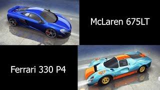 getlinkyoutube.com-Asphalt 8 - Acceleration test & races (P4 vs 675LT) MAX PRO