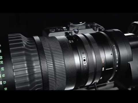 The Cine Servo CN20x50 IAS H E1 P1 Product Walkthrough Canon