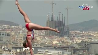 getlinkyoutube.com-Amelia Cozad vs. Laura Marino - Barcelona 2013