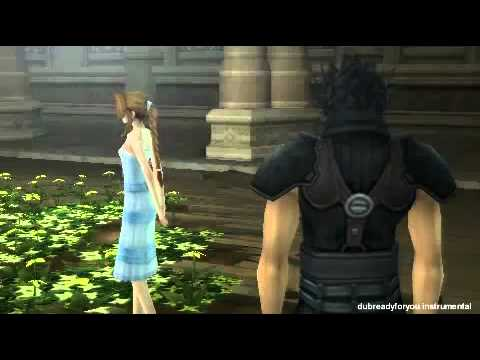 FF- Zack and Aerith first met (Female and male) ready
