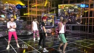 getlinkyoutube.com-120816 비스트 Beast - 아름다운 밤이야 美麗的夜晚 ( Mnet 엠 카운트다운 )