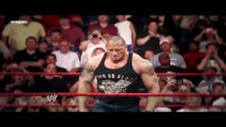 getlinkyoutube.com-WWE The Great American  Bash 2008 - CM Punk Vs Batista Official Promo HD