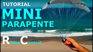 getlinkyoutube.com-Tutorial Mini Parapente RC | Componentes De HobbyKing