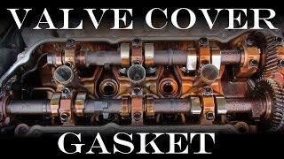 getlinkyoutube.com-Valve Cover Gasket Replacement Camry V6
