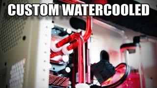 getlinkyoutube.com-Custom Watercooled AMD Gaming PC