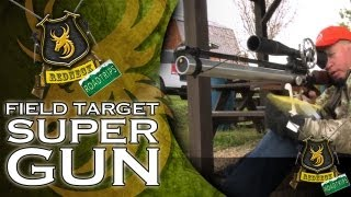 getlinkyoutube.com-Field Target SUPER GUN