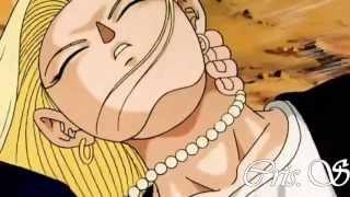 getlinkyoutube.com-Krillin & Android 18 ~~ Dark Side [Dragon Ball Z Kai]