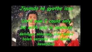 getlinkyoutube.com-Ost MY GIRL-Sang-eo-reul Sa-rang-han In-eo (With Malay)