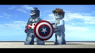 getlinkyoutube.com-LEGO Marvel Superheroes - Zombie Mod