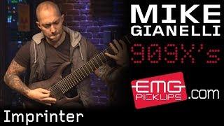 "getlinkyoutube.com-MIke Gianelli plays ""Imprinter"" on a 9 string guitar - EMGtv"