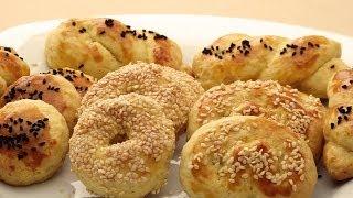 Tuzlu Kurabiye Tarifi | Tuzlu Pasta Nasıl Yapılır