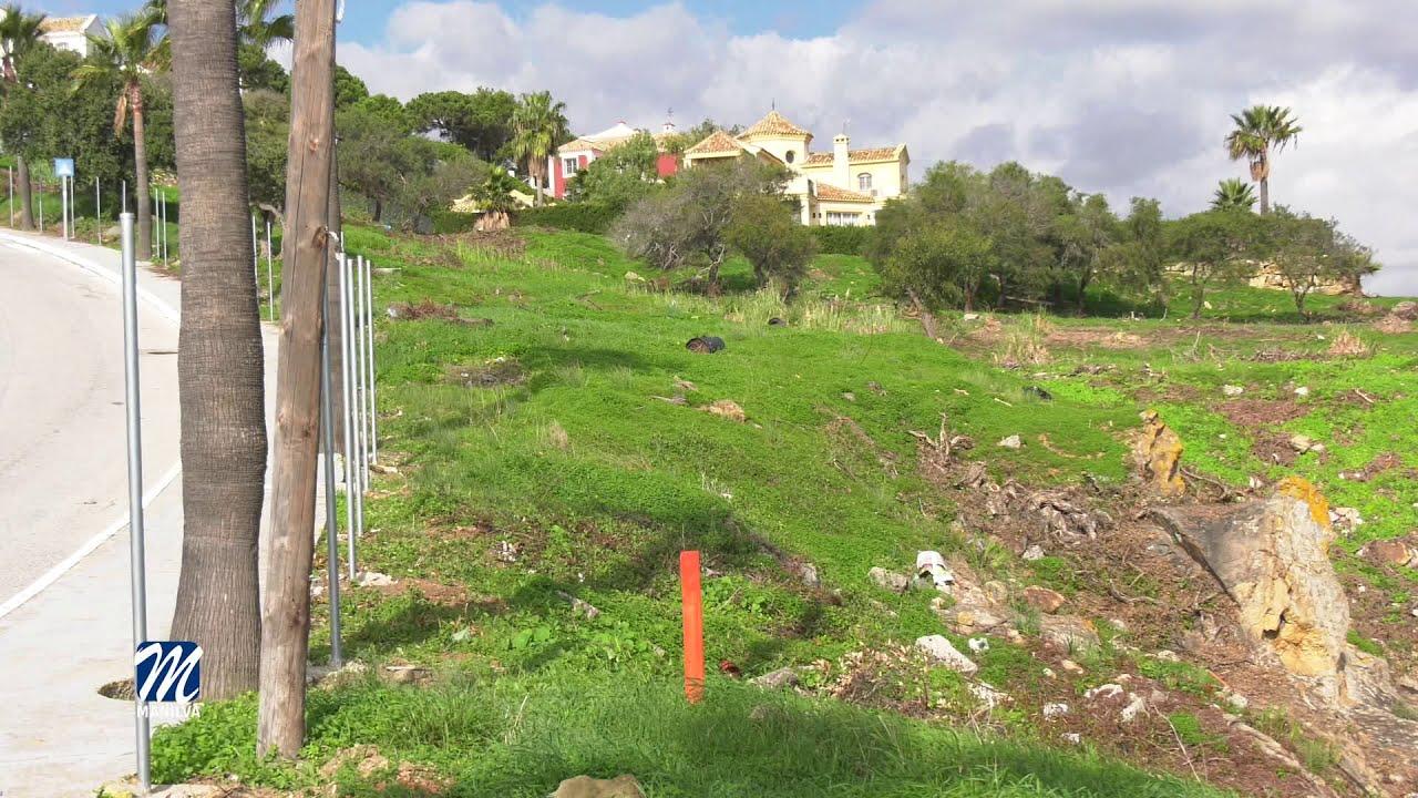 Manteniemiento de las parcelas en el municipio