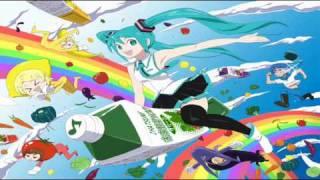 "getlinkyoutube.com-Po Pi Po ""ぽっぴっぽー"" (Ryu☆ Remix)【VOCALOID】 + mp3♫"