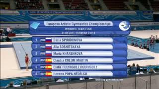 getlinkyoutube.com-Gymnastics European Championships 2014 WAG TF BBC coverage