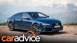 2016 Audi RS7 Performance review   CarAdvice
