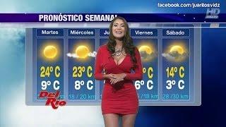 getlinkyoutube.com-Diana Alvarado 18 de Noviembre 2013 HD 1080p Chica del Clima Canal 44 Cd  Juárez