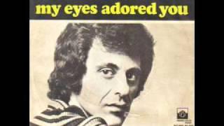 getlinkyoutube.com-My Eyes Adored You - Frankie Valli