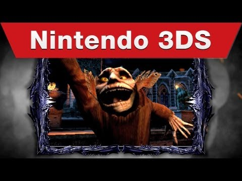Nintendo 3DS - Castlevania: Lords of Shadow - Mirror of Fate E3 Trailer
