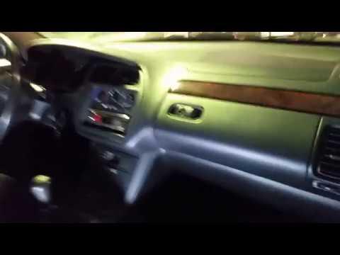 Где подушки двигателя в Honda Torneo