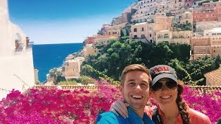 getlinkyoutube.com-Sorrento, Positano, & Amalfi Coast, Italy Honeymoon Day 10 #EarlsTakeEurope
