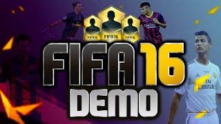 getlinkyoutube.com-FIFA 16 DEMO ПЕРВЫЙ ВЗГЛЯД/ОБЗОР