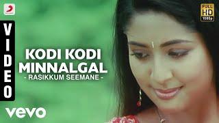 Rasikkum Seemane - Kodi Kodi Minnalgal Video   Srikanth, Navya Nair   Vijay Antony