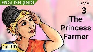 "getlinkyoutube.com-The Princess Farmer: Learn English (UK) with subtitles - Story for Children ""BookBox.com"""