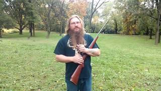 getlinkyoutube.com-410 effective range squirrel hunting number 4 shot