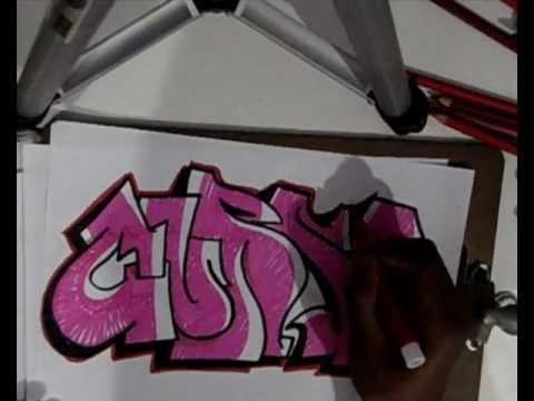Vídeo Aula com Gene do Grafite 063 - Bomber Graffiti, ou Bomb Spray