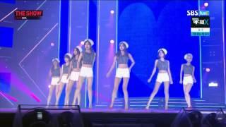 getlinkyoutube.com-[HD] 140701 AOA - Tell Me Your Wish (Genie) (SNSD cover) 소원을말해봐