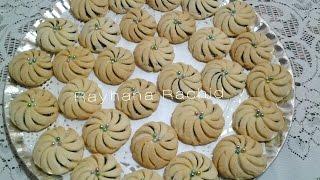 حلوى بالتمر/معمول التمر بطريقة جديدة هشيش كيدوب في الفم /حلويات العيد
