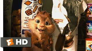 getlinkyoutube.com-Alvin and the Chipmunks (1/5) Movie CLIP - Chipmunk Troubles (2007) HD