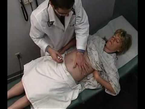 Medical Gallery - Abdominal Examination .flv