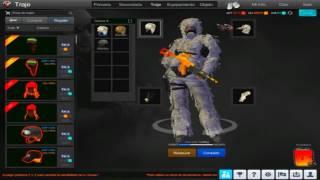 getlinkyoutube.com-Vendo Mis 2 Cuentas lRKl - bazzoca, M79 Silver Y Armas doradas - Operation 7